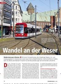 Titelbild der Ausgabe 4/2020 von Wandel an der Weser. Zeitschriften als Abo oder epaper bei United Kiosk online kaufen.