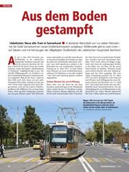 Titelbild der Ausgabe 4/2020 von Samarkand: Aus dem Boden gestampft. Zeitschriften als Abo oder epaper bei United Kiosk online kaufen.