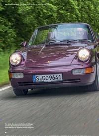 Titelbild der Ausgabe 6/2019 von TITELGESCHICHTE | Porsche 91 1 (G-Ser ie) vs. Porsche 91 1 (964): Der Preis istheiß!. Zeitschriften als Abo oder epaper bei United Kiosk online kaufen.