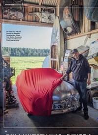 Titelbild der Ausgabe 6/2019 von REPORTAGE | Ur-Käfer-Sammler: Käfer, Porsche, Rometsch – passt!. Zeitschriften als Abo oder epaper bei United Kiosk online kaufen.