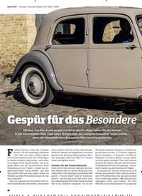 Titelbild der Ausgabe 7/2019 von Gespür für das Besondere. Zeitschriften als Abo oder epaper bei United Kiosk online kaufen.