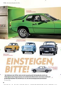 Titelbild der Ausgabe 1/2020 von TITEL | Die besten Klassiker der 70er: Einsteigen, bitte!. Zeitschriften als Abo oder epaper bei United Kiosk online kaufen.