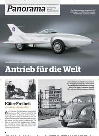 """Titelbild der Ausgabe 2/2020 von Panorama: > AUSSTELLUNG """"CARS"""" IN LONDON: Antrieb für die Welt. Zeitschriften als Abo oder epaper bei United Kiosk online kaufen."""