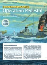Titelbild der Ausgabe 6/2019 von SEEMANNSCHAFT & BORDLEBEN:Britischer Durchbruch nach Malta 1942: Operation Pedestal. Zeitschriften als Abo oder epaper bei United Kiosk online kaufen.