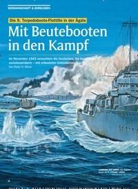 Titelbild der Ausgabe 2/2020 von Die 9. Torpedoboots-Flottille in der Ägäis: Mit Beutebooten in den Kampf. Zeitschriften als Abo oder epaper bei United Kiosk online kaufen.