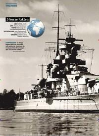 Titelbild der Ausgabe 3/2020 von Einer von vier Schlachtschiff-Trümpfen der Kriegsmarine: GNEISENAU. Zeitschriften als Abo oder epaper bei United Kiosk online kaufen.