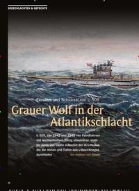 Titelbild der Ausgabe 3/2020 von Einsätze und Schicksal von U 509: Grauer Wolf in der Atlantikschlacht. Zeitschriften als Abo oder epaper bei United Kiosk online kaufen.