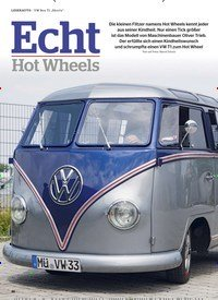 """Titelbild der Ausgabe 2/2020 von LESERAUTO…VW Bus T1 """"Shorty"""": Echt Hot Wheels. Zeitschriften als Abo oder epaper bei United Kiosk online kaufen."""