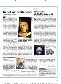 Titelbild der Ausgabe 1/2020 von Buchtipp: Mythos und Wirklichkeit von U 96. Zeitschriften als Abo oder epaper bei United Kiosk online kaufen.