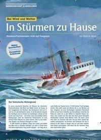 Titelbild der Ausgabe 1/2020 von Bei Wind und Wetter: In Stürmen zu Hause. Zeitschriften als Abo oder epaper bei United Kiosk online kaufen.