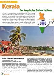 Titelbild der Ausgabe 5/2019 von grow! Travel Indien: Kerala Der tropische Süden Indiens. Zeitschriften als Abo oder epaper bei United Kiosk online kaufen.