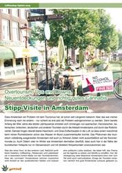 Titelbild der Ausgabe 5/2019 von Coffeeshop-Update 2019: Stipp-Visite in Amsterdam. Zeitschriften als Abo oder epaper bei United Kiosk online kaufen.