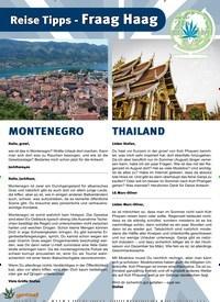Titelbild der Ausgabe 1/2020 von 24 Reise Tipps - Fraag Haag Stefan. Zeitschriften als Abo oder epaper bei United Kiosk online kaufen.