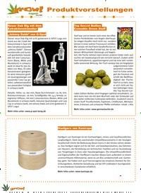 Titelbild der Ausgabe 2/2020 von Produktvorstellungen. Zeitschriften als Abo oder epaper bei United Kiosk online kaufen.