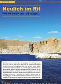 Titelbild der Ausgabe 2/2020 von grow! Travel: Neulich im Rif: Wie wir Bullen das halt mögen …. Zeitschriften als Abo oder epaper bei United Kiosk online kaufen.