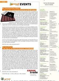 Titelbild der Ausgabe 1/2021 von EVENTS. Zeitschriften als Abo oder epaper bei United Kiosk online kaufen.