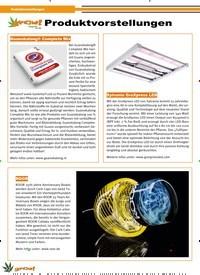 Titelbild der Ausgabe 1/2021 von Produktvorstellungen. Zeitschriften als Abo oder epaper bei United Kiosk online kaufen.