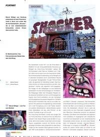 Titelbild der Ausgabe 11/2019 von PORTRAIT: SHOCKER. Zeitschriften als Abo oder epaper bei United Kiosk online kaufen.