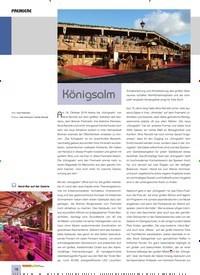 Titelbild der Ausgabe 1/2020 von PREMIERE: Königsalm. Zeitschriften als Abo oder epaper bei United Kiosk online kaufen.