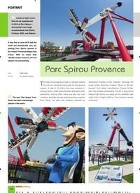 Titelbild der Ausgabe 9/2019 von PORTRAIT: Parc Spirou Provence. Zeitschriften als Abo oder epaper bei United Kiosk online kaufen.