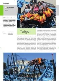 Titelbild der Ausgabe 9/2019 von COASTER: Taiga. Zeitschriften als Abo oder epaper bei United Kiosk online kaufen.