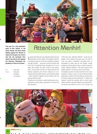 Titelbild der Ausgabe 9/2019 von Attention Menhir!. Zeitschriften als Abo oder epaper bei United Kiosk online kaufen.