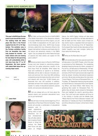 Titelbild der Ausgabe 9/2019 von IAAPA EXPO EUROPE 2019. Zeitschriften als Abo oder epaper bei United Kiosk online kaufen.