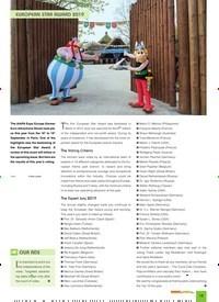 Titelbild der Ausgabe 10/2019 von EUROPEAN STAR AWARD 2019. Zeitschriften als Abo oder epaper bei United Kiosk online kaufen.