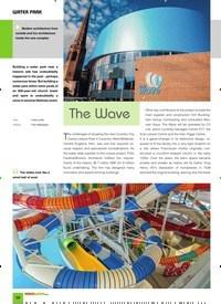 Titelbild der Ausgabe 11/2019 von WATER PARK: The Wave. Zeitschriften als Abo oder epaper bei United Kiosk online kaufen.