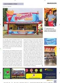 Titelbild der Ausgabe 11/2019 von KALEIDOSCOPE: DER POMMES STAND. Zeitschriften als Abo oder epaper bei United Kiosk online kaufen.