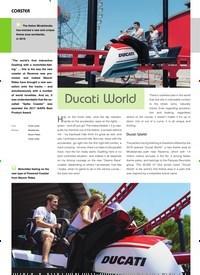 Titelbild der Ausgabe 12/2019 von COASTER: Ducati World. Zeitschriften als Abo oder epaper bei United Kiosk online kaufen.