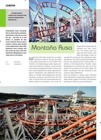 Titelbild der Ausgabe 12/2019 von Montaña Rusa. Zeitschriften als Abo oder epaper bei United Kiosk online kaufen.