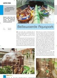 Titelbild der Ausgabe 2/2020 von WATER PARK: Bellewaerde Aquapark. Zeitschriften als Abo oder epaper bei United Kiosk online kaufen.