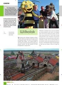 Titelbild der Ausgabe 2/2020 von COASTER: Wilkolak. Zeitschriften als Abo oder epaper bei United Kiosk online kaufen.