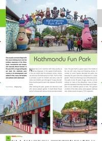 Titelbild der Ausgabe 2/2020 von PORTRAIT: Kathmandu Fun Park. Zeitschriften als Abo oder epaper bei United Kiosk online kaufen.