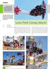 Titelbild der Ausgabe 2/2020 von PORTRAIT: Luna Park Coney Island. Zeitschriften als Abo oder epaper bei United Kiosk online kaufen.