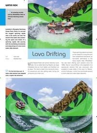 Titelbild der Ausgabe 3/2020 von WATER RIDE: Lava Drifting. Zeitschriften als Abo oder epaper bei United Kiosk online kaufen.
