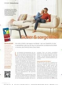 Titelbild der Ausgabe 8/2020 von RATGEBER Einbruchschutz: Sicher & sorgenfrei. Zeitschriften als Abo oder epaper bei United Kiosk online kaufen.