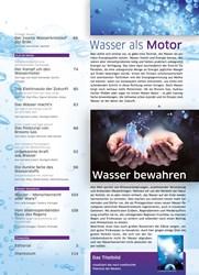 Titelbild der Ausgabe 39/2019 von Wasser bewahren. Zeitschriften als Abo oder epaper bei United Kiosk online kaufen.