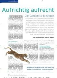Titelbild der Ausgabe 41/2020 von Aufrichtig aufrecht. Zeitschriften als Abo oder epaper bei United Kiosk online kaufen.