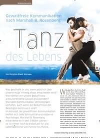 Titelbild der Ausgabe 43/2020 von Taanz des Lebens. Zeitschriften als Abo oder epaper bei United Kiosk online kaufen.