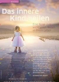 Titelbild der Ausgabe 43/2020 von Das innere Kind heilen. Zeitschriften als Abo oder epaper bei United Kiosk online kaufen.