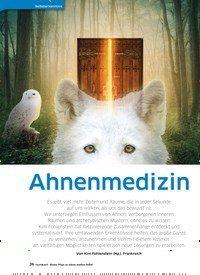 Titelbild der Ausgabe 43/2020 von Ahnenmedizin. Zeitschriften als Abo oder epaper bei United Kiosk online kaufen.