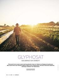 Titelbild der Ausgabe 4/2019 von GLYPHOSAT. Zeitschriften als Abo oder epaper bei United Kiosk online kaufen.