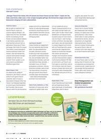 Titelbild der Ausgabe 5/2019 von ZUR LESERFRAGE: VOM HEFT 4/2019. Zeitschriften als Abo oder epaper bei United Kiosk online kaufen.