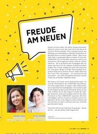 Titelbild der Ausgabe 2/2020 von FREUDE AM NEUEN. Zeitschriften als Abo oder epaper bei United Kiosk online kaufen.