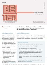 Titelbild der Ausgabe 2/2020 von Bundesministerium: Finanzen. Zeitschriften als Abo oder epaper bei United Kiosk online kaufen.