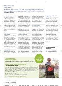Titelbild der Ausgabe 3/2019 von ZUR LESERFRAGE: VOM HEFT 2/2019. Zeitschriften als Abo oder epaper bei United Kiosk online kaufen.
