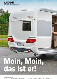 Titelbild der Ausgabe 8/2019 von BLICKPUNKT: Moin, Moin, das ist er!. Zeitschriften als Abo oder epaper bei United Kiosk online kaufen.