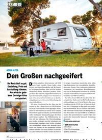 Titelbild der Ausgabe 9/2019 von PREMIERE: ADRIA ALTEA: Den Großen nachgeeifert. Zeitschriften als Abo oder epaper bei United Kiosk online kaufen.